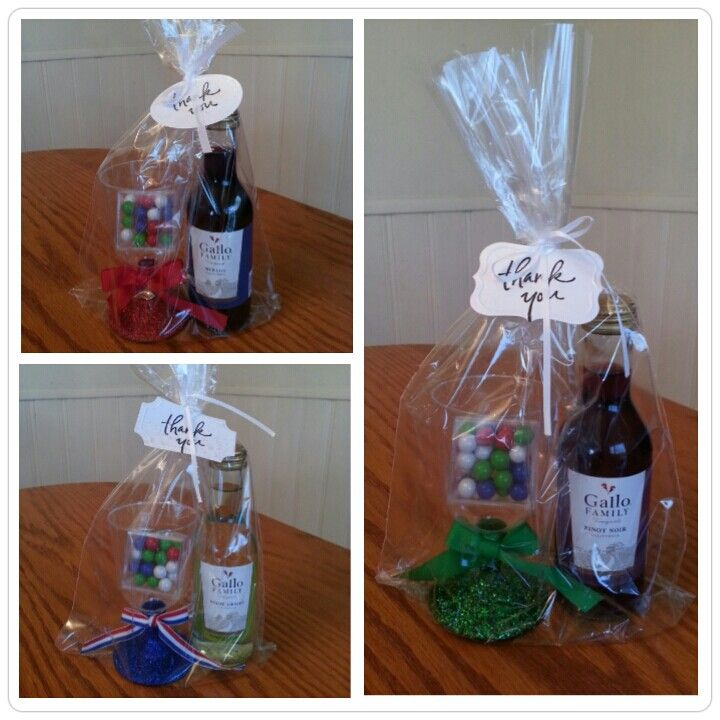 Party Favor Goody Bags For Adults