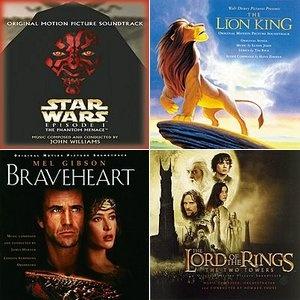 Epic Film Scores playing on my Pandora