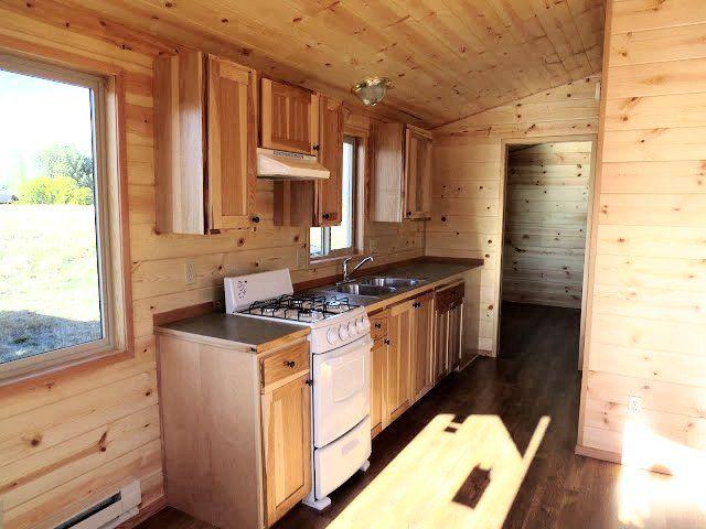 Alaskan - Portable Cabin - Rich's Portable Cabins & Tiny Homes