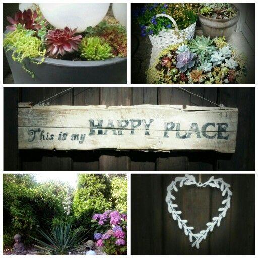 #garden #wood #flowers #happy place :)