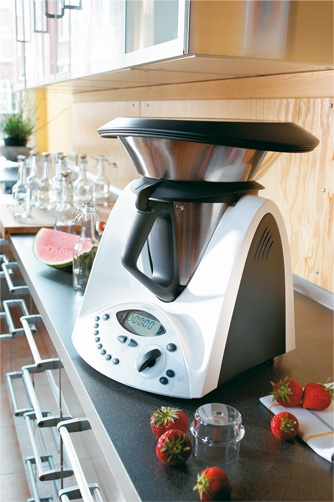 Just got a Thermomix TM31!!!