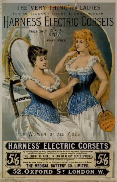 Harness' Electric Corsets