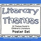 Determining literary themes or messages is a Common Core Standard that winds its way from 3rd grade all the way through 12th grade.    This easy to...