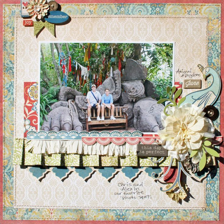 This Day is Perfect *Carta Bella Traditions - Scrapbook.com