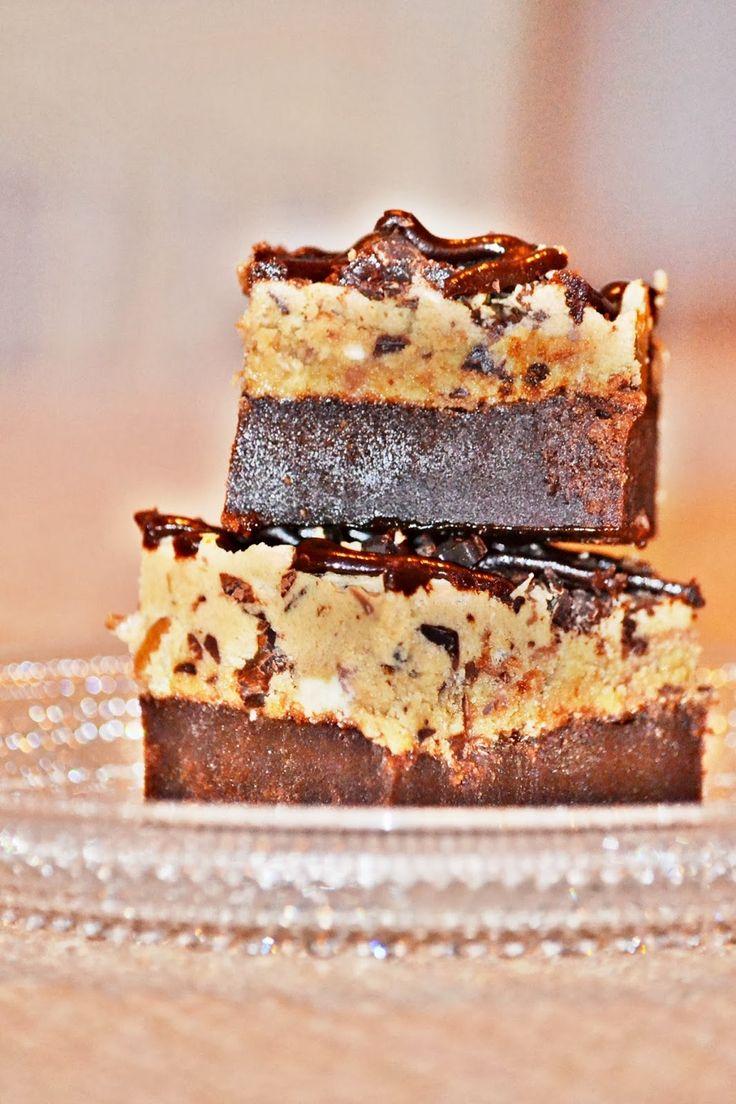Sweet Dreams...: Cookie dough Brownie
