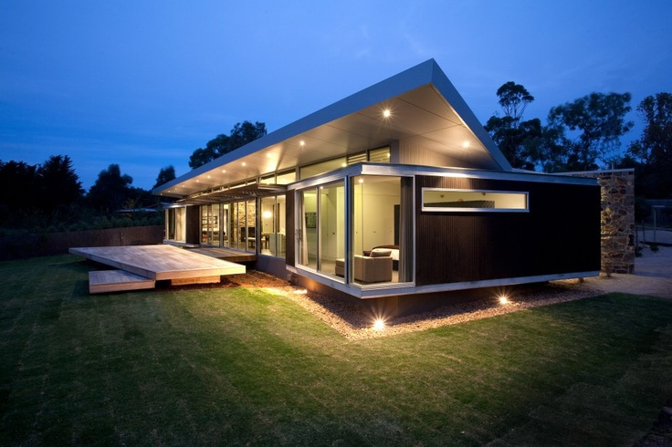 River view - Northwood Residence - A project by: BBP ARCHITECTS