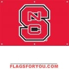 North Carolina State Wolfpack Fan Banner 2' x 3'