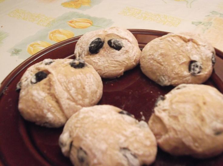 non solo #pizzica, non solo #taranta, il #salento è anche buona cucina, #puccia con olive.