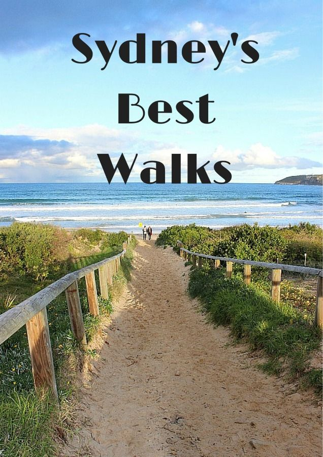 Sydney's Best Walks via The World on my Necklace   RePinned by : www.powercouplelife.com