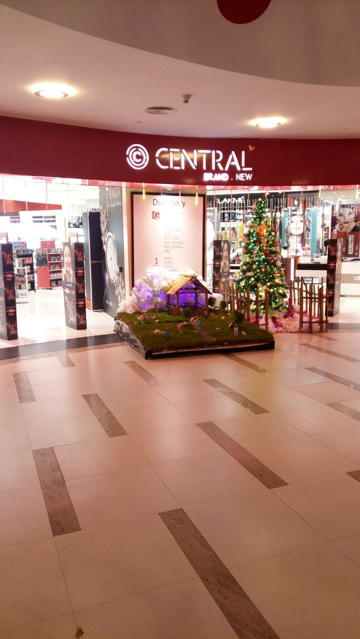 Central Mall, Kochi, Kerala. It's Christmas Time...
