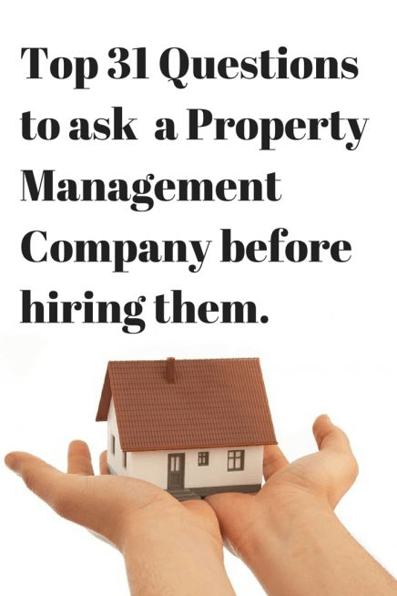 Dont work with a property management team until you ask them these questions!