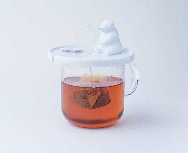 50 infuseurs très drôles et originaux qui vont vous rendre amoureux du thé | Daily Geek Show