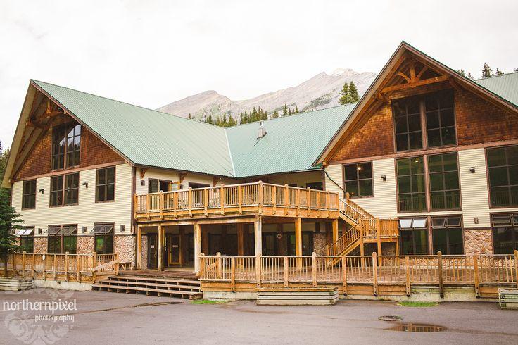Mount Norquay Resort Wedding Venue, near Banff Alberta.