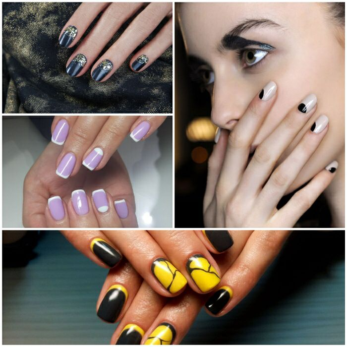 Nails Nail Polish Manicure Winter Trends Fall Winter Trends Nail Designs