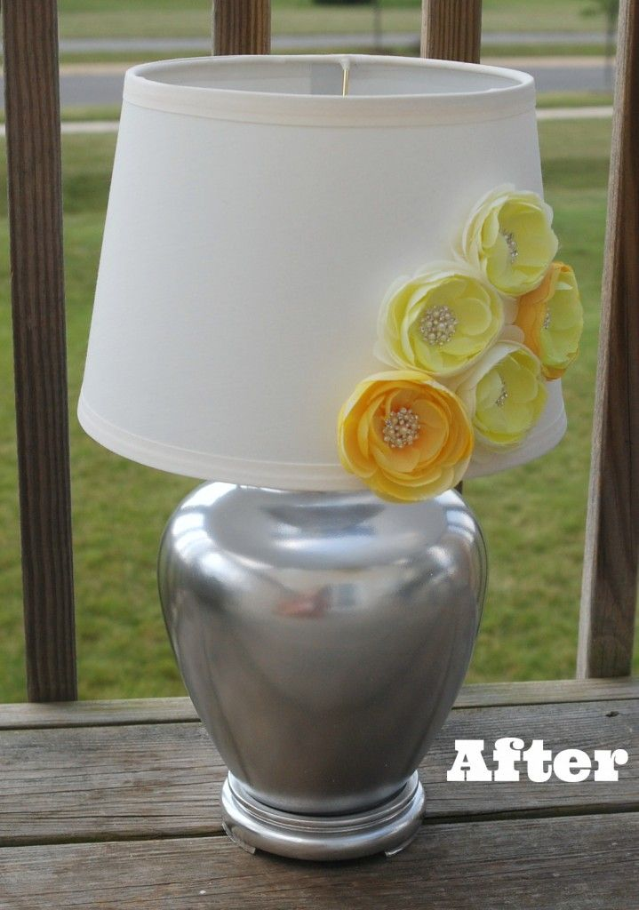 1000 Images About Lampe Lamp Makeover On Pinterest