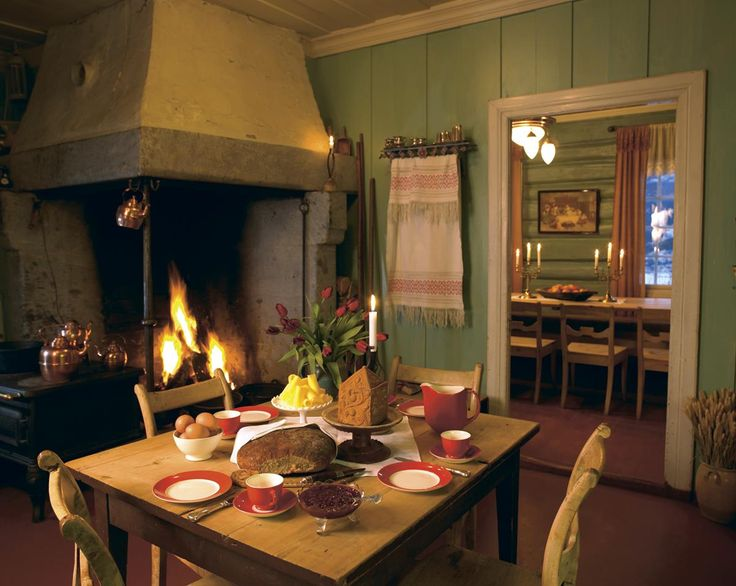 700 year old hotel, Norway, Read more: Sygard Grytting