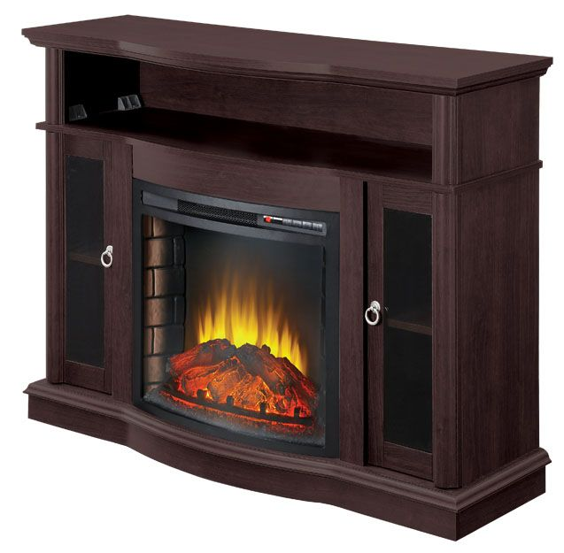 WORLDHEATEREF7525RKD By Comfort Glow At Schewels VA   WORLD HEATER  EF7525RKD Media Center Fireplace