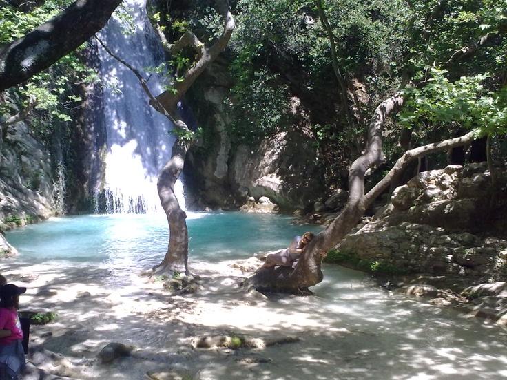 Neda's  Gorge