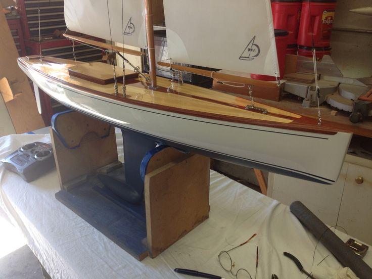 Rip Tide II Vintage M boat