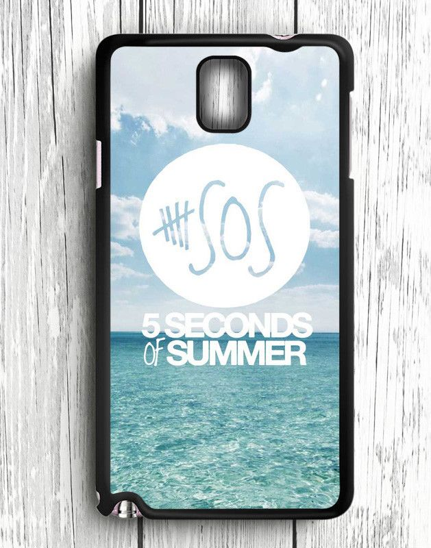 5 Second Of Summer Blue Sea Samsung Galaxy Note 3 | Samsung Note 3 Case