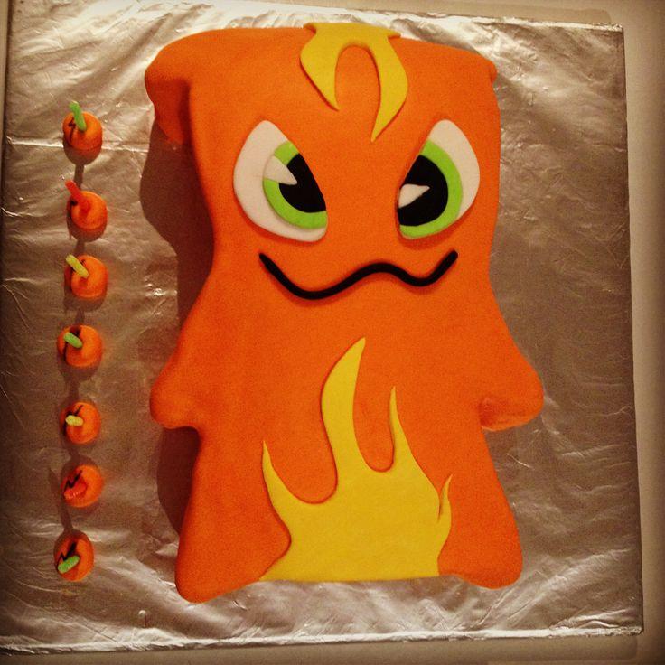 Slugterra - Burpy Cake