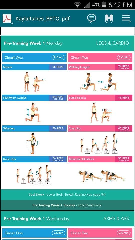 Week1 exercises