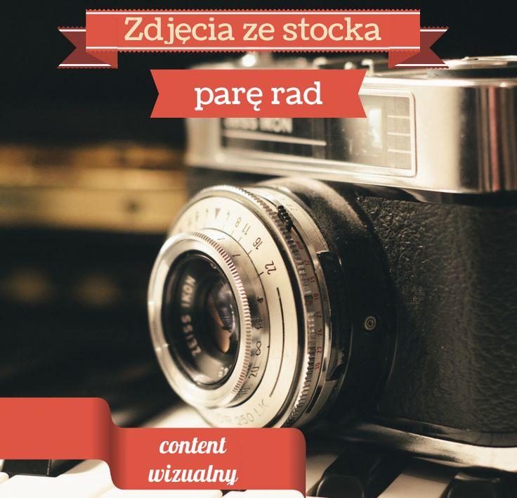 Kila rad odnośnie darmowych zdjęć ze stocka - skąd brać, gdzie edytować i czego nie robić?