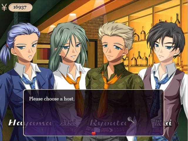 good visual novel dating sims Dating sims have staked a both games are characterized by strong writing that leads to good stories and many of the typical dating sim/visual novel.