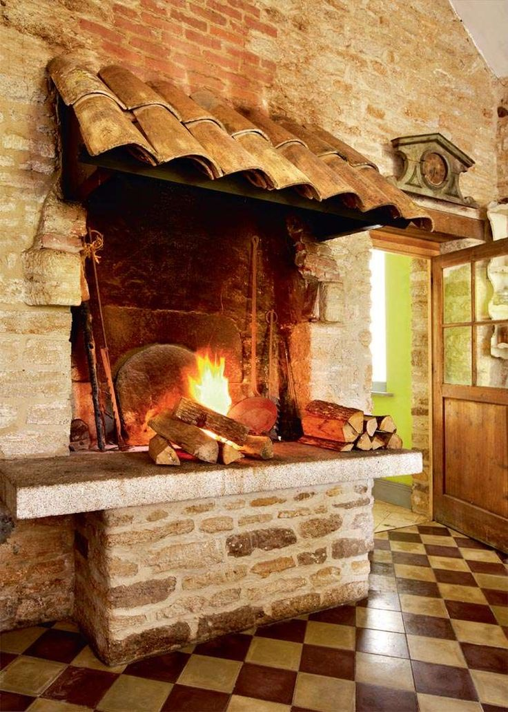 50 best images about restored fireplaces on pinterest for Farmhouse fireplace decor