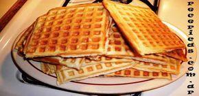 Hola amigos hoy les traigo la receta de los wafles caseros, son sumamente deliciosos, la masa es un poco similar a la de los panqueques pero menos frágil, espero que lo disfruten.