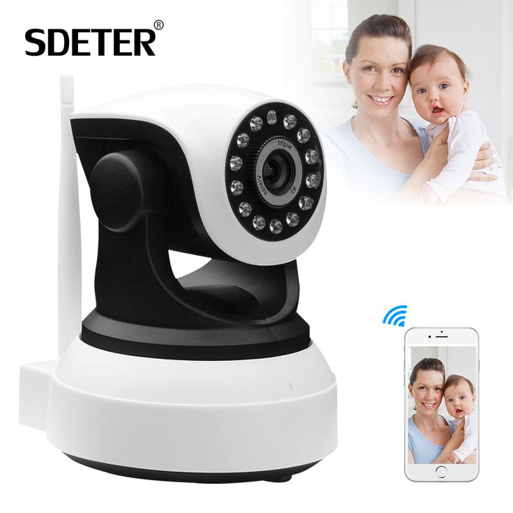 Home Security CCTV Camera 1.0MP IP Camera Wifi Wireless 720P Video Surveillance Night Vision Wifi Camera PTZ Onvif Baby Monitor