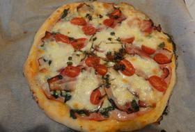 Jak upéct pizzu doma | recept