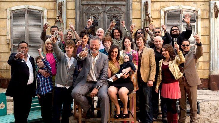 Penoza II - end of the second season.