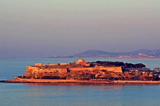 VISIT GREECE|  Rethymnon Fort, Town of #Rethymnon #Crete #Greece