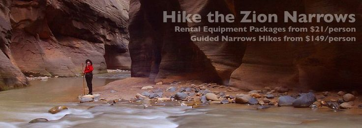 Zion National Park Hiking Trails.... Good info about length of trails and difficulty levels.