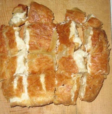 Μια συνταγή για μια υπέροχη και αφράτη μπουγάτσα με τυρί. Αγαπημένη τυρόπιτα για…