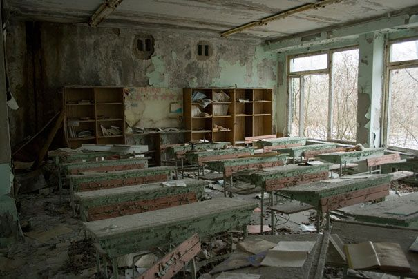 Chernobyl today a creepy story told in pictures village of joy