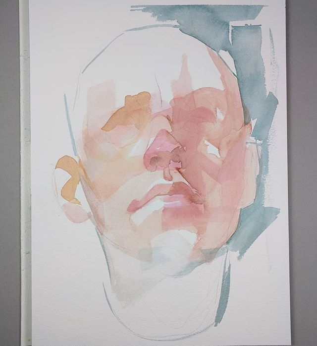Websta Nickvrunge 1 29 2018 Art Sketchbook Art Portrait Art