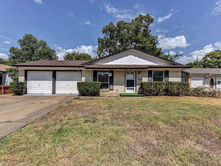 1813 Mcclure Street Irving Texas 75062 Large backyard