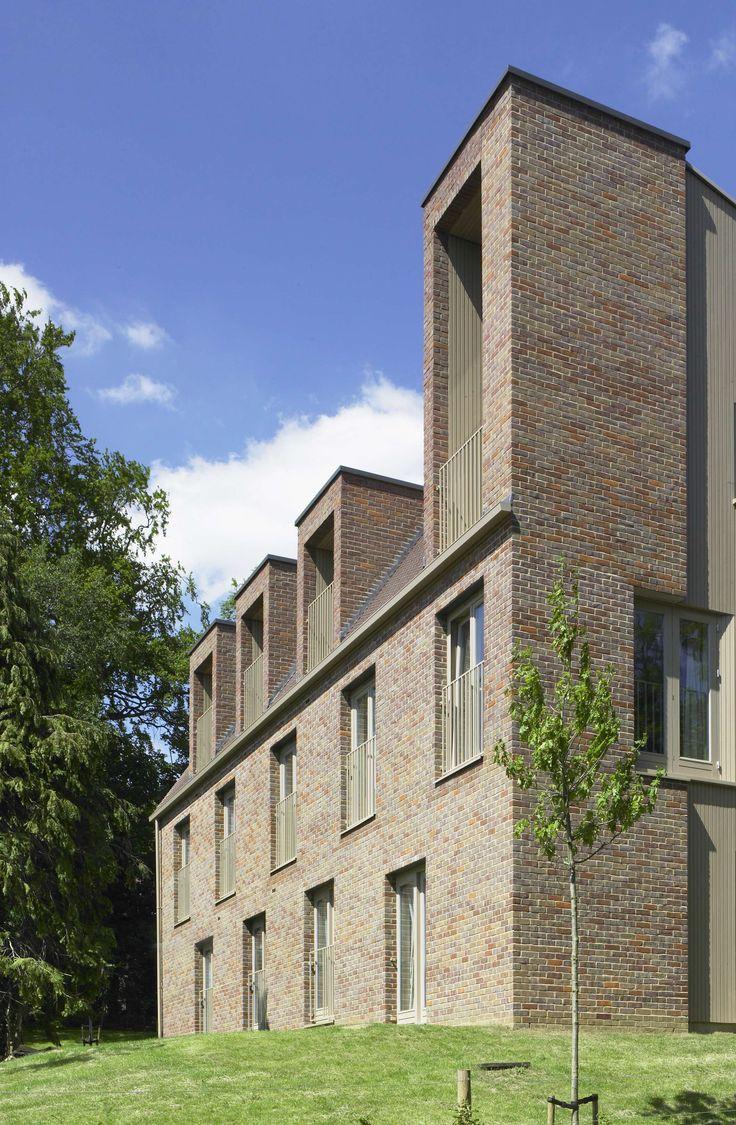 Einfache wohnarchitektur hall die  besten bilder zu housing auf pinterest  rinde ateliers und