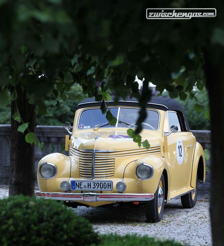 Opel Kapitän Hebmüller Cabriolet (1939) - Vorkriegseleganz aus Barmen/Wülfrath © Bruno von Rotz #zwischengas #classiccar #classiccars #oldtimer #oldtimers #auto #car #cars #vintage #retro #classic #fahrzeug