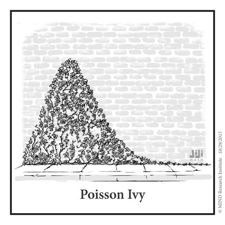 poisson ivy math cartoon