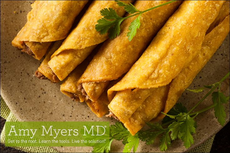 These grain-free, dairy-free taquitos are packed with flavor, healthy fats, and that Mexican-American food flavor that we all love!