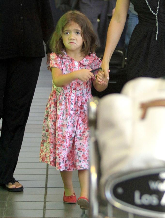 Valentina Pinault, dau... Salma Hayek Daughter Down Syndrome