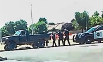 Video Shows 19-yr old Dylan Noble's Final Moments As Cops Fatally Shoot Him in Fresno, California.  THIS HAS GOT TO STOP!!!!!
