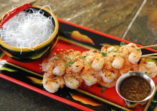 Grilled Pamplemousse ShrimpSounds Nice, Seafood Rocks, Cupcakes Recipe, Pamplemousse Shrimp, Seafood Shrimp, Nom Nom, Grilled Pamplemousse