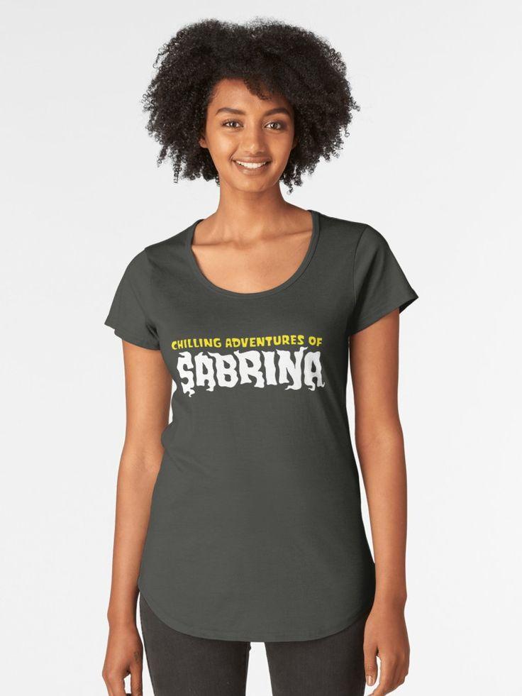 The Chilling Adventures of Sabrina | Women's Premium T-Shirt