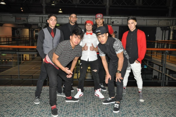 Justice Crew! Fav song by them is Everybody