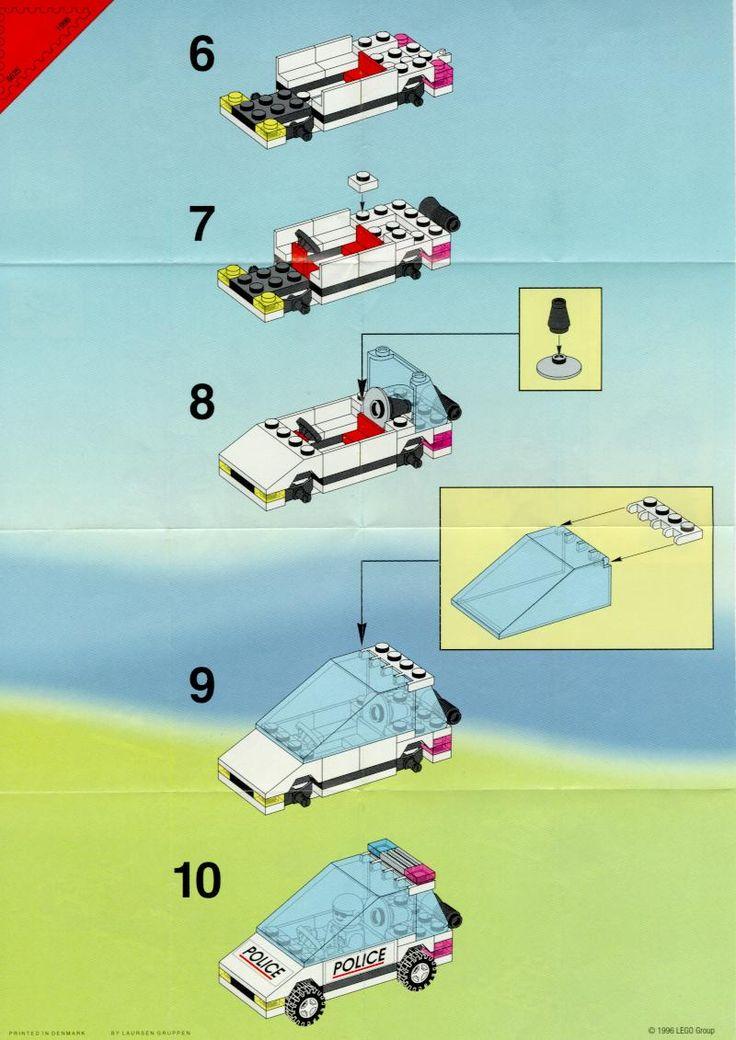 10 Best Lego Instructions Images On Pinterest Lego Instructions