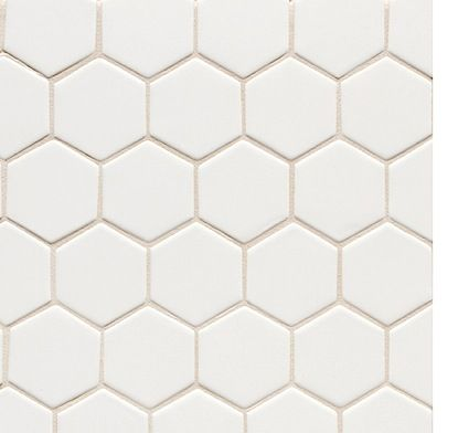 Avenue Tile Line Hexagon Mosaic Walker Zanger